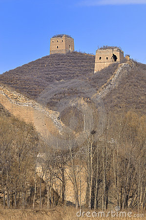The Great Wall in Beijing