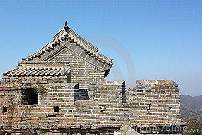 Great Wall Of China Royalty Free Stock Images - Image: 21307979