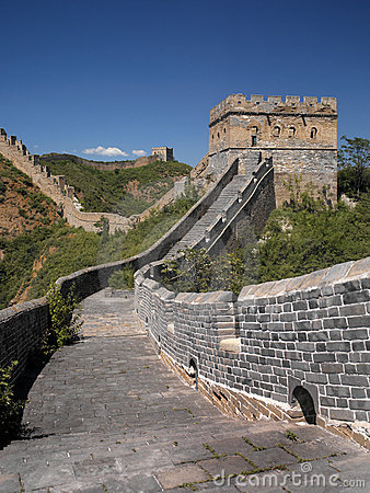 Great Wall of China - Jinshanling near Beijing