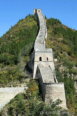 Free Great Wall Of China Stock Photo - 3576900
