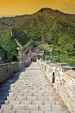 Free Great Wall Of China Stock Images - 5363894