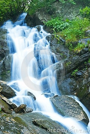 Free Great Waterfall Royalty Free Stock Images - 10223899