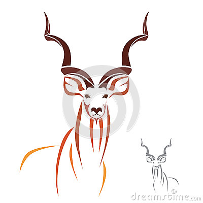 Free Greater Kudu Royalty Free Stock Photo - 27903745