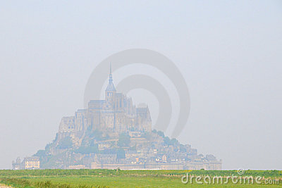 Greatness of Mont Saint Michel