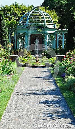 Grecian Garden