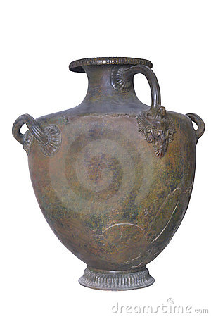 Grecian (Greek) vessel for water - hydria