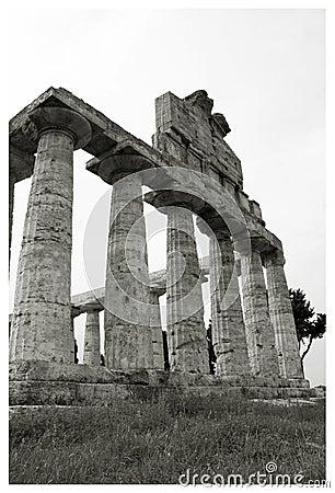 Grecka świątynia