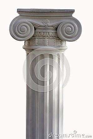 Greckie kolumny