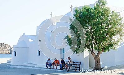 Greece Editorial Stock Image