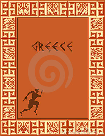 Greece ancient design