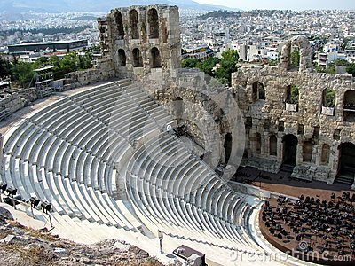 Greece, Athens forum
