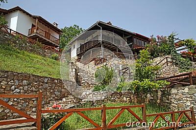 Greece - Balkan architecture