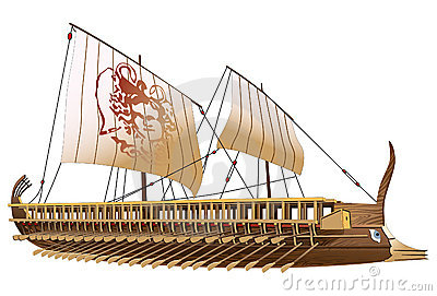 Greece bireme