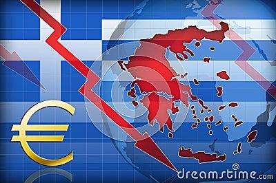Greece crash