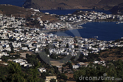 Greece Dodecanese Islands Patmos