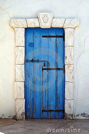 Free Greece Door Stock Images - 4699524