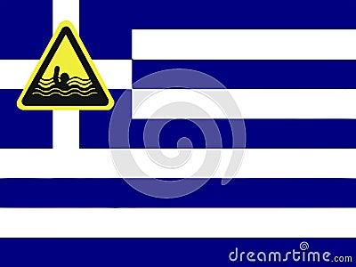Greece is drowning in debts