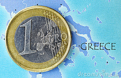 Greece in euro zone