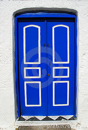 Greece, Greek Door