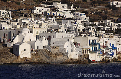 Greece Greek Isles Mikonos