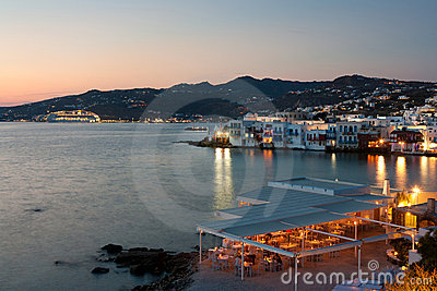 Greece - Mykonos island