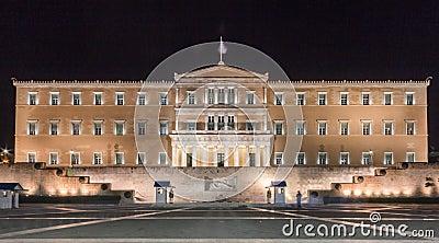 Greece Parliament Athens