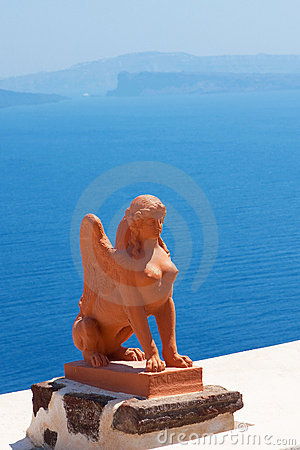 Greece wyspy santorini