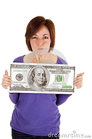 Greed big money