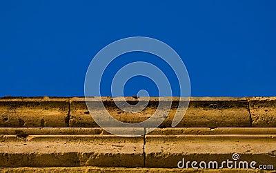 Greek Ancient Wall