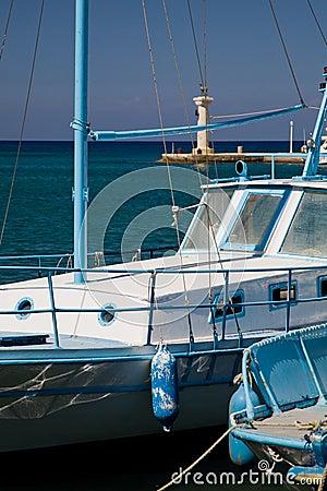 Greek Boats