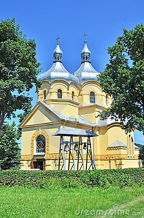 Greek Catholic church