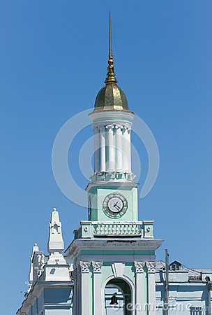 Greek Catholic Church of saint Catherine in Kiev .