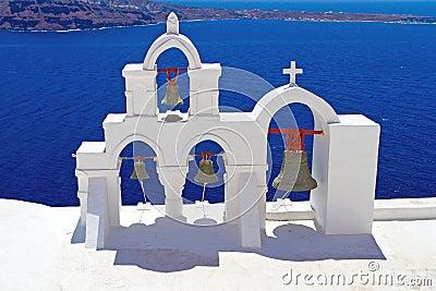 Greek church bells