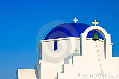 Greek Church Dome