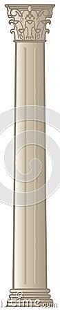 Greek column 3