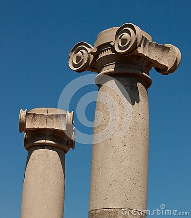 Greek Colums