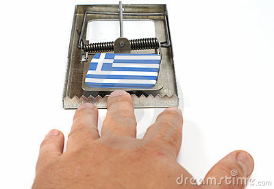 Greek crisis trap