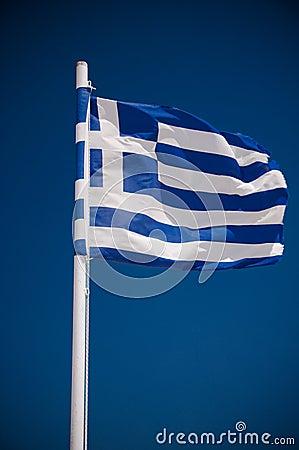 Greek falg