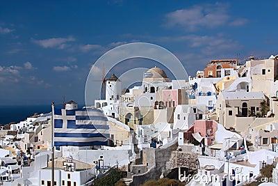 Greek island