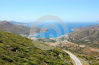 Greek islands, amorgos