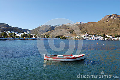 Greek islands, amorgos