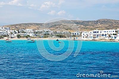 Greek islands, koufonissos harbour