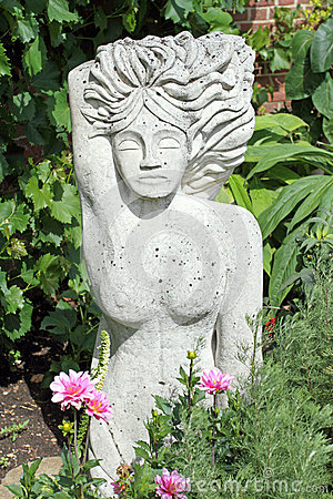 Greek mythology garden ornament