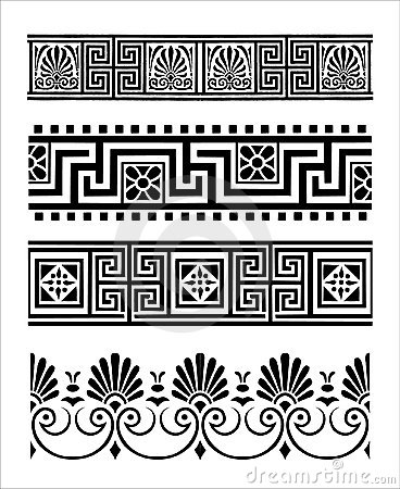 Free Greek Ornaments Stock Images - 2779724