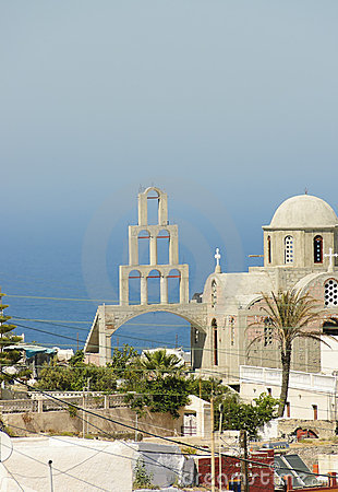 Greek Orthodox church of Fira