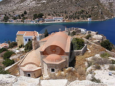 Greek Orthodox Church on Kastellorizo