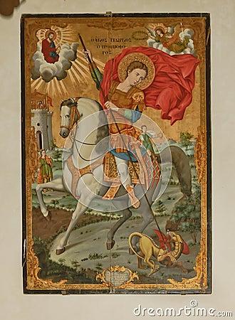 Greek Orthodox icon