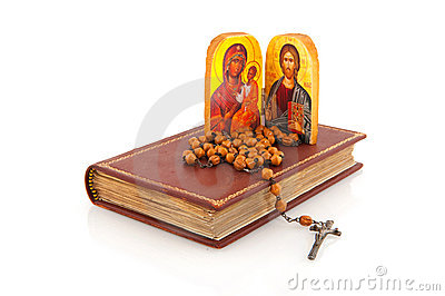 Greek orthodox religion