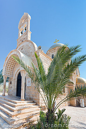 Free Greek Orthodox St.John The Baptist Church Stock Photography - 23883442
