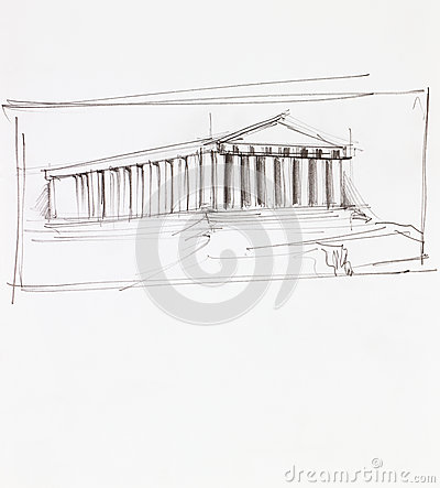 an analysis of the architecture of the parthenon an ancient greek temple 2018-06-15 introduction to greek architecture  expression of classical greek temple architecture is the periclean parthenon of athens—a doric order structure,  ancient greek.